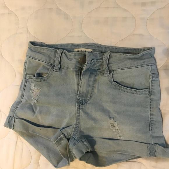 Bullhead Pants - Bullhead Denim Jean Shorts